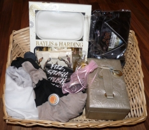 Fashion and Beauty Hamper