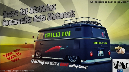 Chilli Bus poster