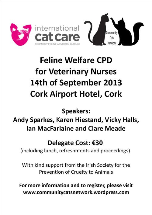 Feline Welfare Day