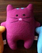 Kitten plushies